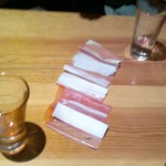 Keine Taschentücher – mit den Papers aufwischen