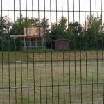"""Das """"Stadion"""" der Leipzig Lions"""